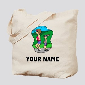 Runners Tote Bag