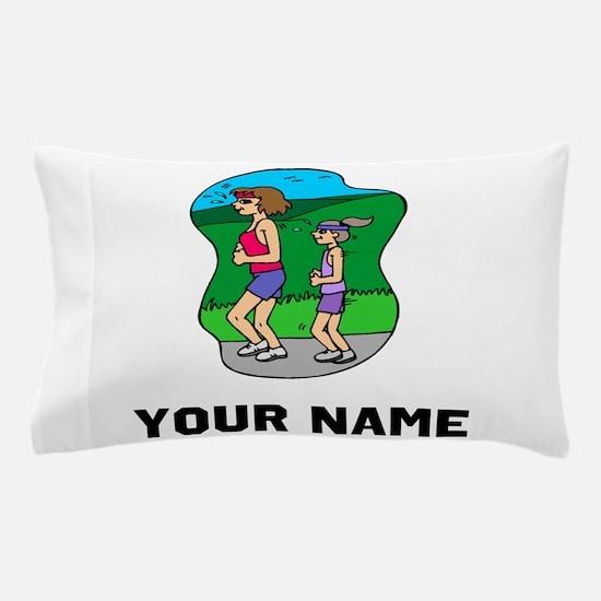 Runners Pillow Case