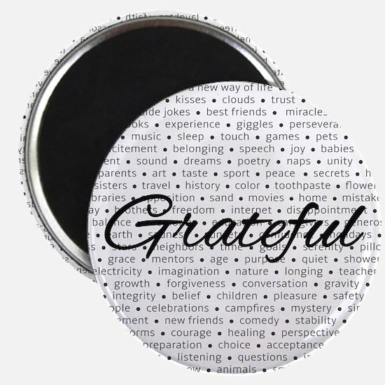 Grateful For... s Magnets