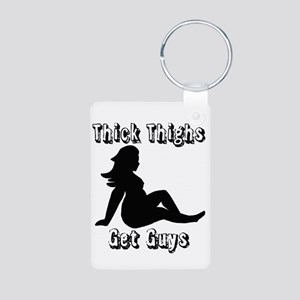 Thick Thighs Keychains