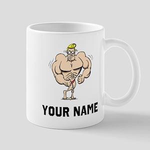 Bodybuilder Mugs