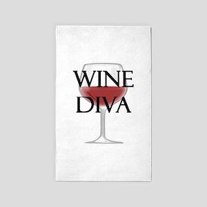 Wine Diva Area Rug