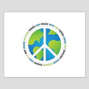 World Peace Sign Posters