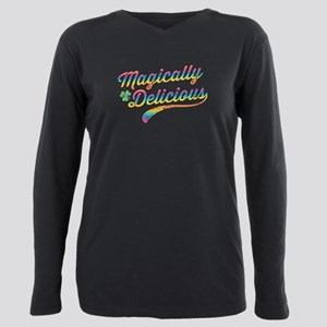 Magically Delicious Vintage Plus Size Long Sleeve