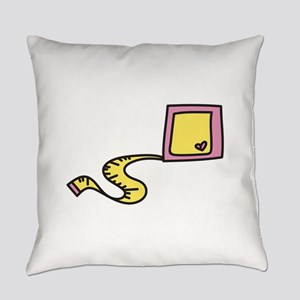 Measuring Tape Everyday Pillow