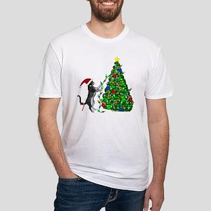 Christmas Kitty Cat T-Shirt