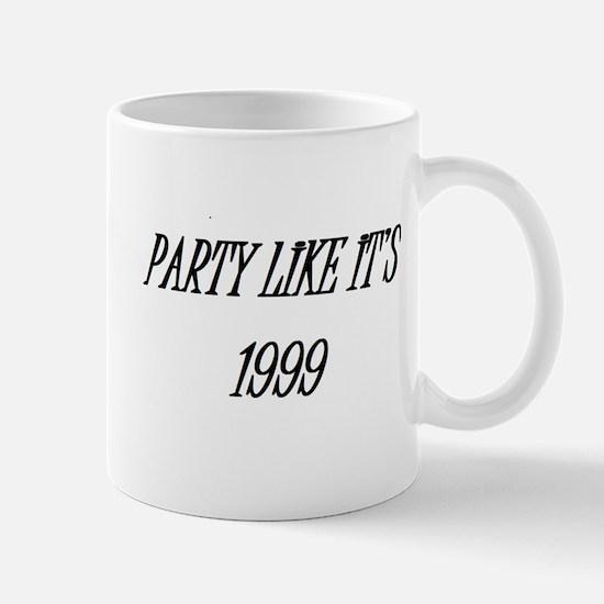 Party like it's 1999 Mugs