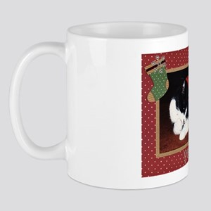 Peace Kitty Mug