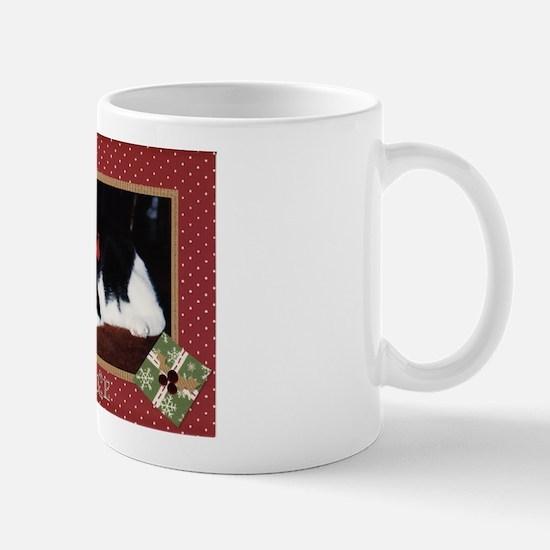 Peace Kitty Mug
