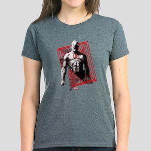 Daredevil Bars Women's Dark T-Shirt