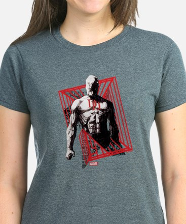 Daredevil Bars Women's Dark T-Shirt