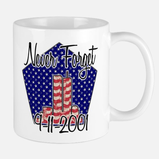 Cute World trade center Mug
