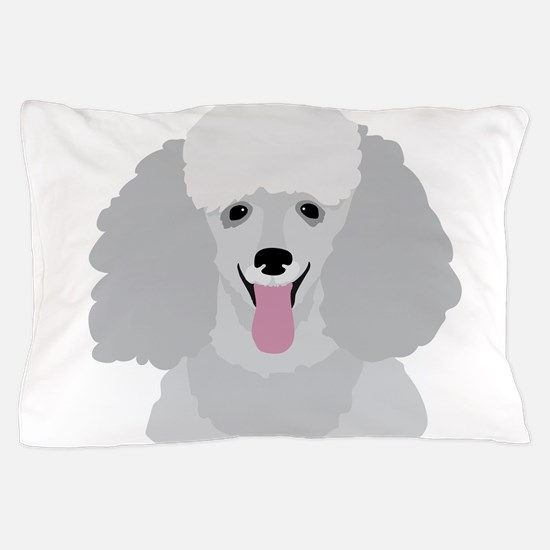 Toy Poodle Pillow Case