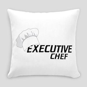 Executive Chef Everyday Pillow