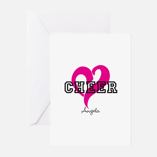 Love Cheer Heart Greeting Cards