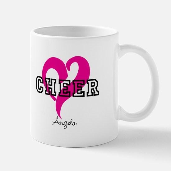 Love Cheer Heart Mugs