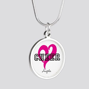 Love Cheer Heart Necklaces