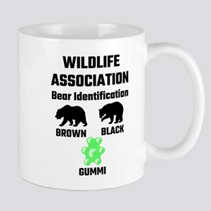 Wildlife Association Bear Identification Mugs