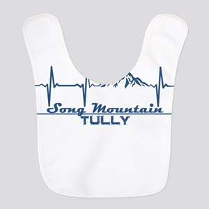 Song Mountain Resort - Tully Polyester Baby Bib