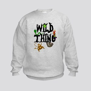 Wild Thing Kids Sweatshirt