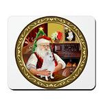 Santa's Am Eskimo #5 Mousepad