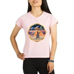XmasStar/Cattle Dog Performance Dry T-Shirt