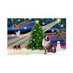 XmasMagic/ Aussie 35x21 Wall Decal