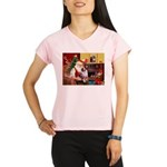 Santa's Aussie Performance Dry T-Shirt