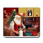 Santa's Aussie Mousepad
