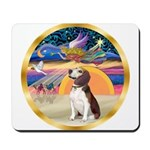 XmasStar/Beagle 2 Mousepad