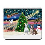 XmasMagic/ 2 Bullies Mousepad