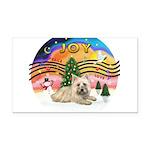 XMusic2-Cairn Terrier (#4) Rectangle Car Magnet