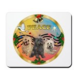 XmasMusic 3/3 Cairns Mousepad