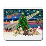 XmasMagic/ 5 Cairns Mousepad