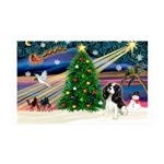 XmasMagic/Cavalier 35x21 Wall Decal