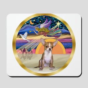 XmasStar/Chihuahua #1 Mousepad