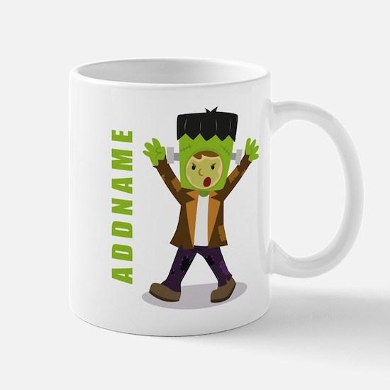 Halloween Green Goblin Personalized Mug