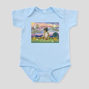 Cloud Angel & Boxer Infant Bodysuit