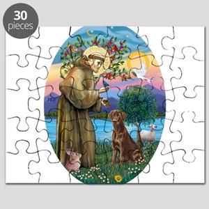 StFrancis-ChocLAB1 Puzzle