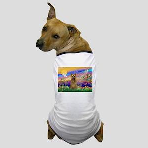 Guardian Angel / Silky Terrie Dog T-Shirt