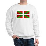 Basque Flag Sweatshirt