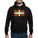 Basque Flag Hoodie (dark)