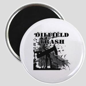 Oilfield Oil Splash Magnet