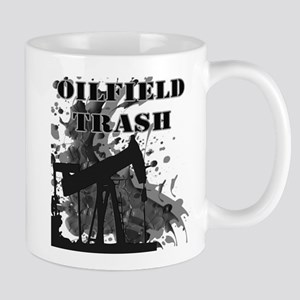 Oilfield Oil Splash Mugs
