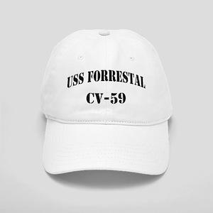 Uss Forrestal Hats - CafePress 66b7aa019e0