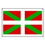 Basque Flag Banner