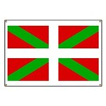 Basque Flag Banner