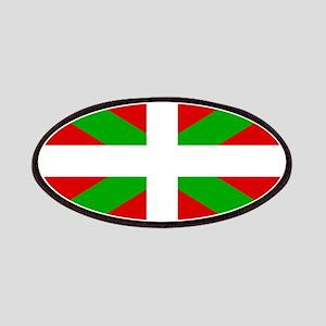 Basque Flag Patch