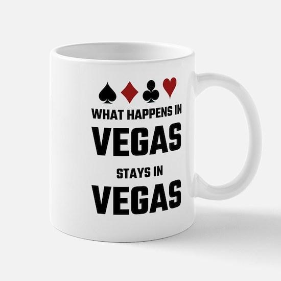 What Happens In Vegas Stays In Vegas Mugs