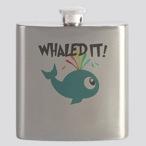 Whaled It! Flask